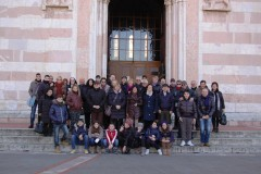 Ministranti ad Assisi 31 12 2013