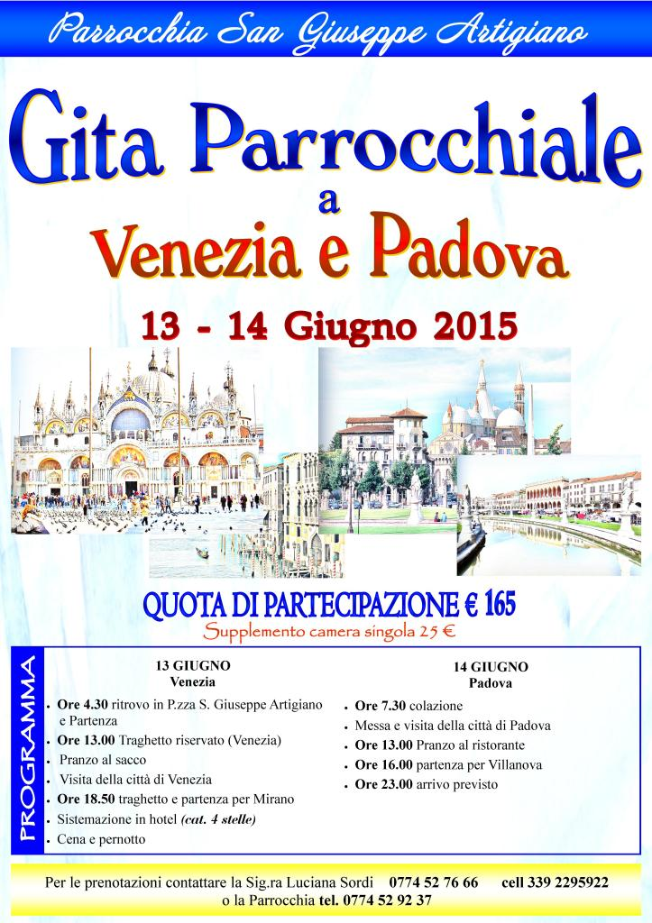 padova venezia