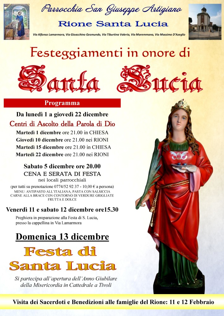 santa lucia 2015