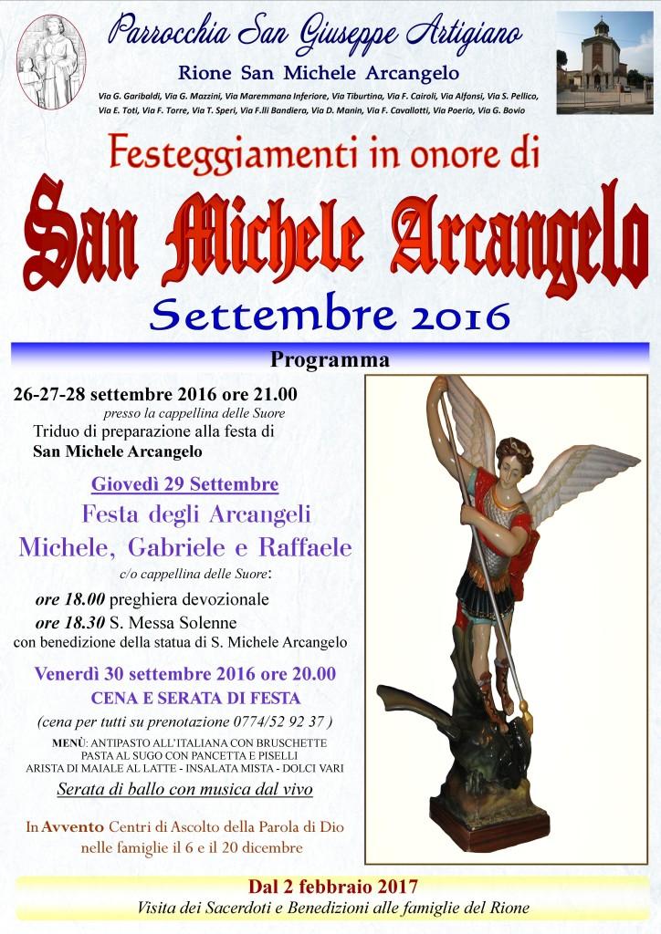 Rione San Michele 2016