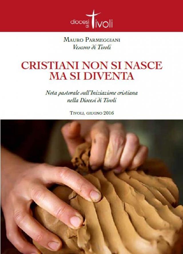 Copertina documento Iniziazione Cristiana a Tivoli 2016