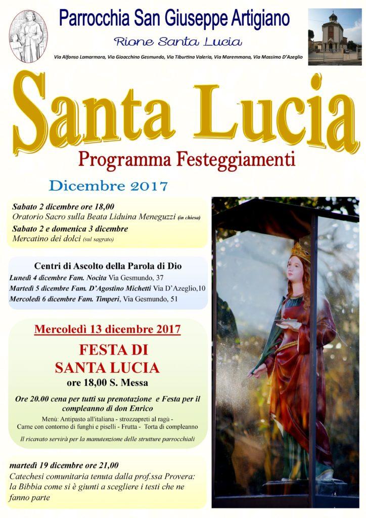 santa lucia 2017