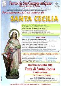 santa cecilia2018