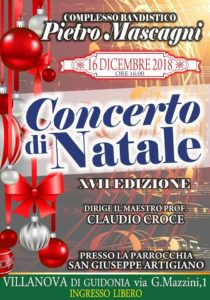 Concerto Natale 20108 Banda