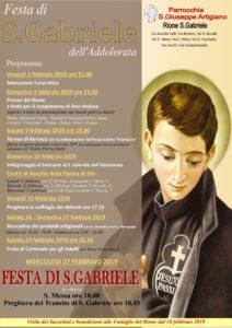 San Gabriele 2019