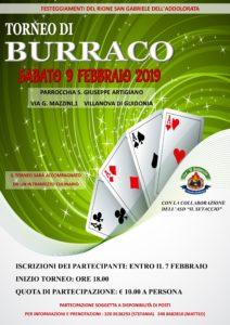 TORNEO BURRACO