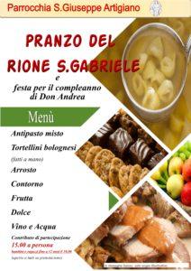 rione san gabriele pranzo (1)