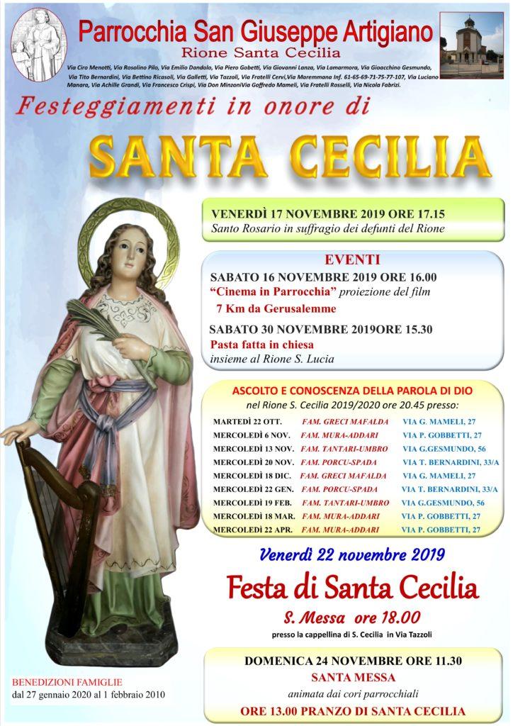 santa cecilia2019