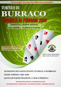 BURRACO 2020