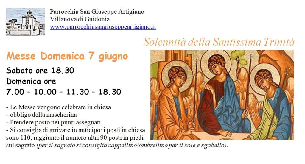 Villanova_Messe 7 giugno 2020