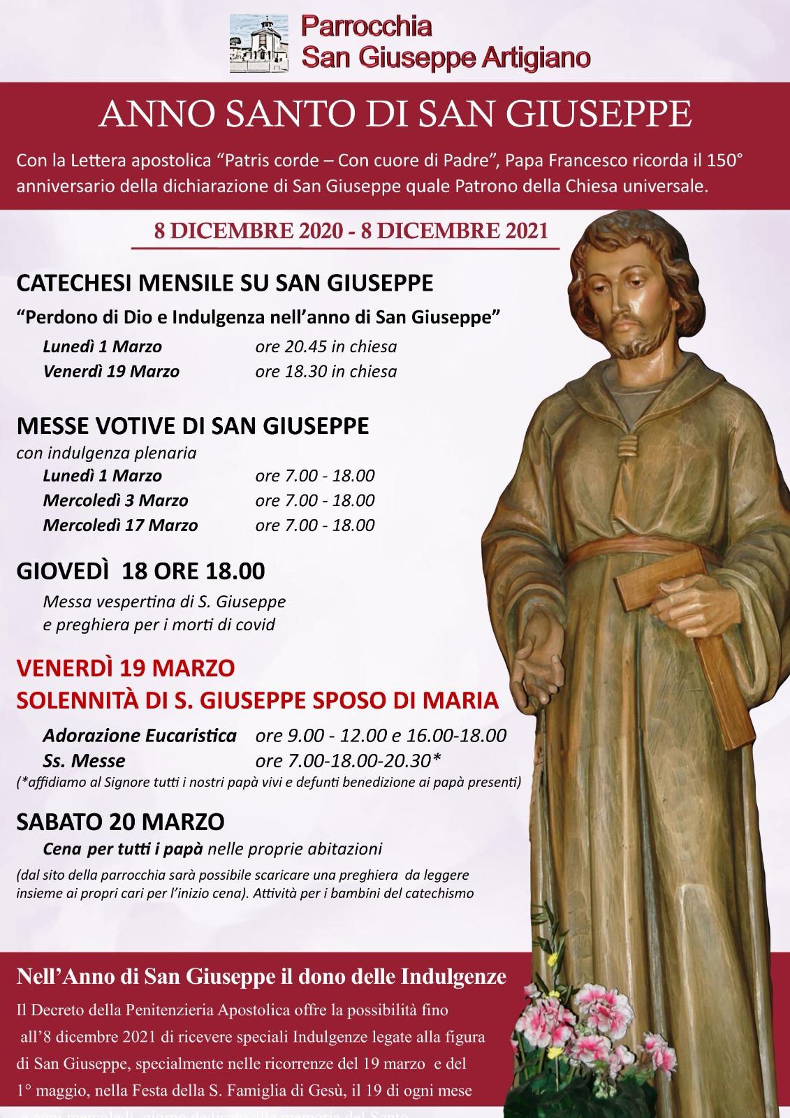 Anno San Giuseppe_MARZO 2021